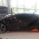 Foto van Lamborghini Museum