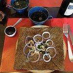 La galette Queen Mary : mélange surprenant mais exquis