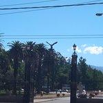 Portones del Parque San Martin Foto