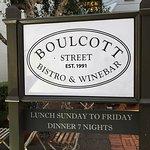 Photo de Boulcott Street Bistro