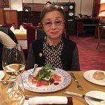 お母さんの米寿のお祝いで来ました。 とっても美味しかったです㊗️