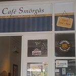 Foto van Cafe Smorgas