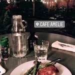 Bild från Cafe Amelie