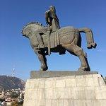 Bild från Monument of King Vakhtang Gorgasali