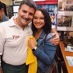 I studied abroad in Florence and Pino was my absolute favorite local. The food is like no other, and so is his kind hearted personality. Miss you Pino!