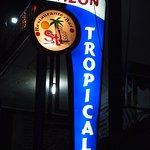Foto di Salon Tropical