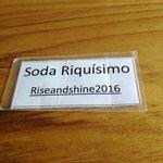 Photo de Soda riquisimo
