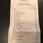 Photo de Karachi Cuisine