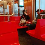 Fotografie: Helsinki Metro
