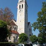 Il campanile alto 70 metri