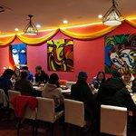 Foto de NAMO NAMO Ganga Impression Indian Restaurant