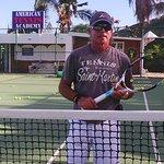 St Martin/St Maarten Private Tennis Lesson