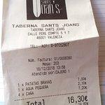 Sants Joan's Taberna Photo