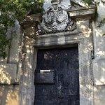 Portál chrámu