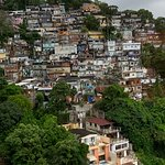 Next door dangerous slum