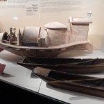 Han Dynasty Boat