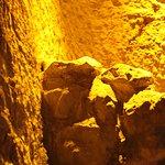 Photo of Hezekiah's Tunnel - Siloam Tunnel