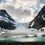 The Steindal's Glacier
