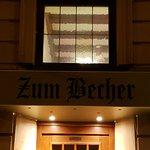 Gasthaus Zum Becher Foto