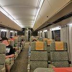In der Bahn