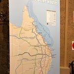 Bilde fra Brisbane Visitor Information and Booking Centre