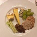 Photo de The Great Room Restaurant Merchant Hotel