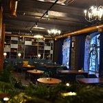 Уютная атмосфера кафе ГОГОЛЬ-Моголь.