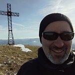 In cima al monte