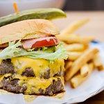 صورة فوتوغرافية لـ Black Tap Craft Burgers & Shakes DFC