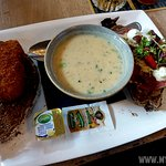 Foto van 't Gerecht Grand Cafe