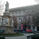 Piazza della Scala Foto