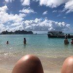 Foto van Great Bay Beach