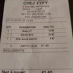 Foto de Chez Fyfy