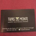 Foto van Tapas do Monte