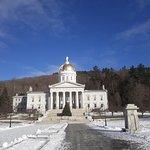 Vermont State House-bild