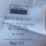 Bild från Montville Cafe Bar and Grille