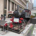 Bilde fra Taiwan Railway Steam locomotive No. LDK58