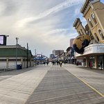 Photo of Atlantic City Boardwalk