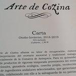 Bilde fra Arte de Cozina