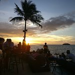 Sunset Bar at Shangri-La's Tanjung Aru Resort & Spa Foto