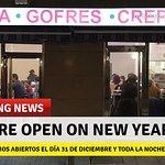 Estamos abiertos el día 31 de diciembre y toda la noche :-)