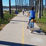 Bilde fra Cabrillo Bike Path