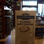 Foto van Ghirardelli Chocolate
