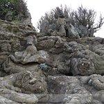 Les Rochers Sculptes Foto