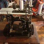 Macchine da cuscire antiche