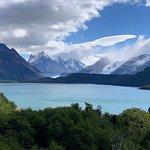 Foto van Glaciar Sur