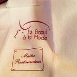 Photo de Le Boeuf a la mode
