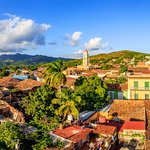 Trinidad was declared a World Heritage Site by Unesco. It's Cuba's most enchanting 'outdoor muse