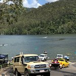 Foto van Borumba Dam