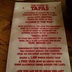 Foto de Tapas Revolution Bath
